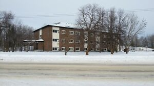 2-bedroom apartment for rent in Pinawa, Manitoba