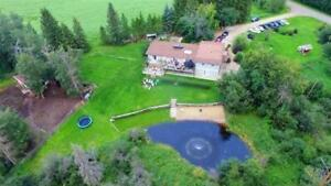 10725 Spruce Valley Rd Rural Parkland County, Alberta