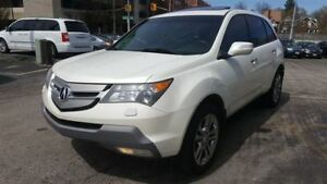 2008 ACURA MDX, AWD, w/TECHNOLOGY, LEATHER, NAVIGATION, PREMIUM