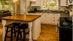 **** Beautifully Renovated 2 Bedroom ~ Avaliable April 1st ****