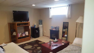 Basement for Rent for Quiet Female