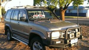 2003 Holden Jackaroo Wagon with lots of extras Melton West Melton Area Preview