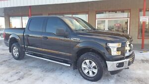 2015 Ford F-150 4WD SUPERCREW XLT Accident Free,  Bluetooth,  A/