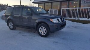 2012 Nissan Pathfinder SV SOLD To A Great Customer