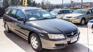 2007 Holden Commodore VZ@VE Acclaim Silver Automatic Wagon Fyshwick South Canberra Preview
