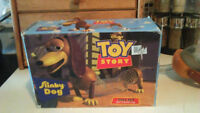 DISNEY 1996 TOY STORY TOYS WITH THERE ORIGINAL BOX