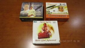 CD Songs Collection Mannadey, Hemant Kumar, Habib Wali
