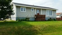Great Family home in central location in Deer Lake,NL
