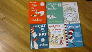 Dr.Seuss and P.D. Eastman Hardcover books[new]