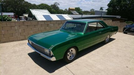1970 Chrysler Valiant VG Green 3 Speed Automatic Coupe Capalaba Brisbane South East Preview
