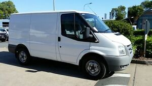 2010 Ford Transit VM Low Roof SWB Frozen White 6 Speed Manual Van Acacia Ridge Brisbane South West Preview