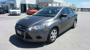 2014 Ford Focus S, Auto, Only 12,000kms!!