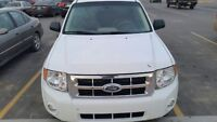 2008 FORD ESCAPE XLT SUV FOR SALE