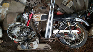 Honda CB 350 Twin for parts or project/restoration