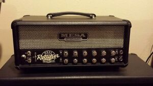 Mesa Boogie Rectoverb 25 and 212 Mesa cab