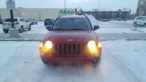 2008 Jeep Compass North Edition 4x4 SUV, Crossover