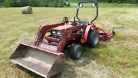Massey 1010 tractor for parts