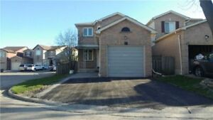 Fabulous Three Bedroom Detach Home With Great Features!