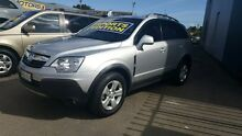 2010 Holden Captiva CG MY10 5 (FWD) Nitrate Silver 5 Speed Manual Wagon Medindie Walkerville Area Preview
