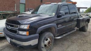 2006 Chevrolet Silverado 3500 Tow Truck Other
