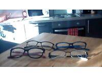 4 Pairs of Designer Glasses