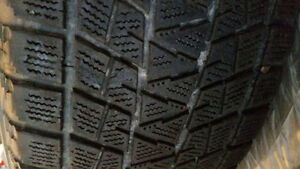 """Set of four winter tires 17"""""""