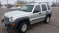 2003 Jeep Liberty Pickup Truck
