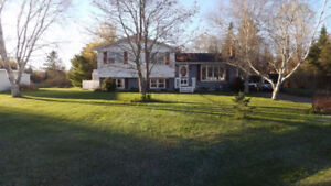 3-4 bed Debert on Large Private Lot For Sale or  (Rent To Own) !