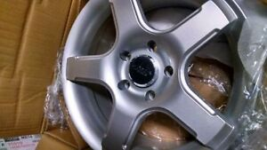 """Brand new 16"""" ALLOY RIMS 5x114.3. $400 for 4!"""