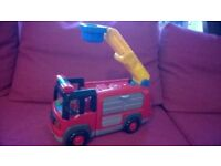 Happyland fire truck