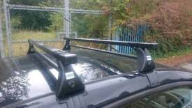 Ford fiesta roof bars 5dr 2008 on
