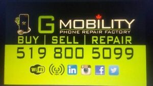$20 FIX APPLE SAMSUNG REPAIRS UNLOCK PHONE FREE DIAGNOSE
