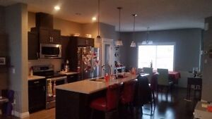 Fully Furnished Duplex Available Aug 1!