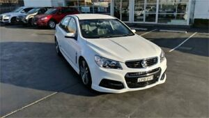 2013 Holden Commodore VF MY14 SS White Sports Automatic Sedan Lansvale Liverpool Area Preview