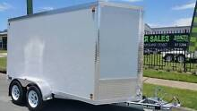 Positive Quality Trailers - Enclosed & Open Trailer Specialists Clontarf Redcliffe Area Preview