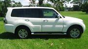 2016 Mitsubishi Pajero NX MY17 GLX White 5 Speed Sports Automatic Wagon Winnellie Darwin City Preview