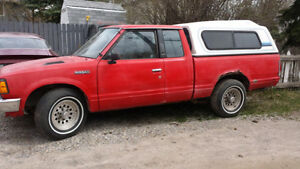 1985 Nissan pick up