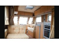 Swift Charisma 590 6 Berth Caravan,inc Full Dorema awning