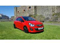 2014 VAUXHALL CORSA 1.2 LIMITED EDITION ONLY 19,000 MILES FROM NEW FSH