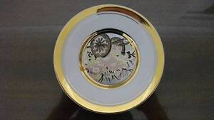 24ct Gold Edged Chokin Art Display Plate North Parramatta Parramatta Area Preview