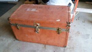 Antique Trunk - cedar lined