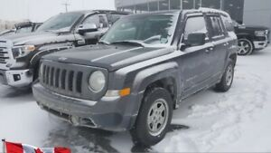 2016 Jeep Patriot North 4x4 , bluetooth,ONLY $146 BIWEEKLY