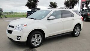 2013 Chevrolet Equinox AWD LT Navigation (GPS),  Leather,  Heate