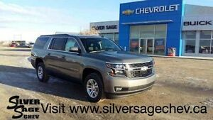 Brand new 2017 Chevrolet Suburban LT Leather 7 Passenger