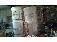 Beer Wine making equipment. All in good nick. Heat band incl. Clean, milton used.