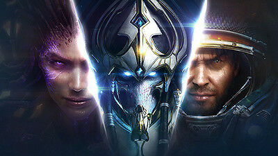 Brand New   Starcraft 2  Legacy Of The Void   Global Battle Net Key Code