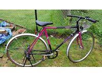 Dawes Street Life Hybrid Bike