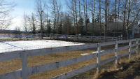 **New Facility** Horse Boarding in Springbank - Limited Spots!