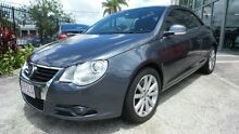 2008 Volkswagen EOS 1F MY08 TDI Grey Auto Dual Clutch Convertible Burleigh Waters Gold Coast South Preview