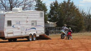 2003 Talon ZX 28A Toy Hauler. Great condition!